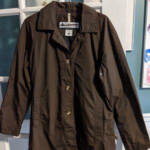 Columbia Brown Spring Jacket Size M